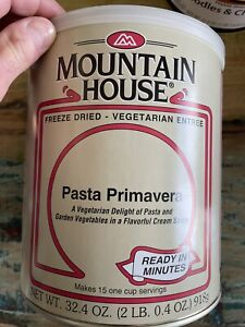 Mountain House #10 Cans! Freeze dried bulk, pick and choose!