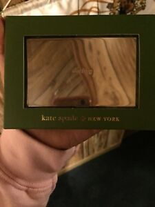 "Kate Spade New York Business Card holder ""Darling"" - New"