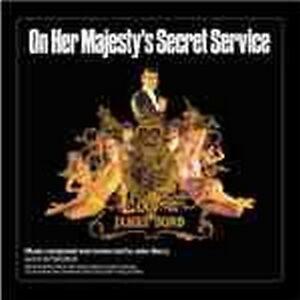 On-Her-Majesty-039-s-Secret-Service-OST-John-Barry-Various-NEW-CD