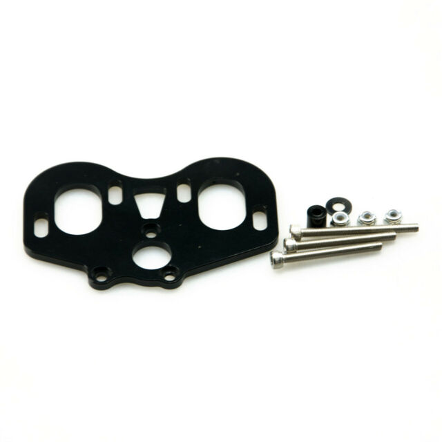 Alloy Dual Twin Motor Mount For RC 1//10 Crawler Axial SCX10 HONCHO /& DINGO JEEP