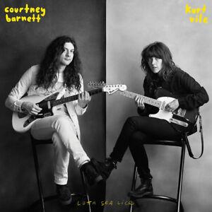 COURTNEY-BARNETT-AND-KURT-VILE-Lotta-Sea-Lice-2017-9-track-CD-album-NEW-SEALED