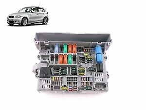 Bmw-1-Series-E87-118D-M47T2-Fuse-Box-66906621-02-Grey-2004-2005-2006-2007-RKF