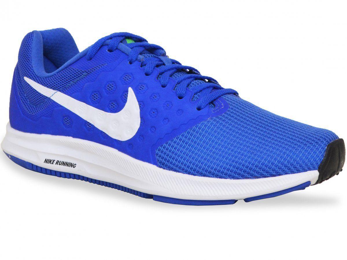 Nike downshifter 7 mega blu blu blu   verde uomini Dimensiones-10.5-11 (852459 402)   In Linea Outlet Store  c668cb
