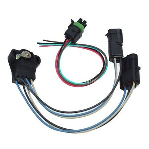 Ignition Coil Wire Harness Connector 1985-1986 Jeep Cherokee Comanche Wagoneer