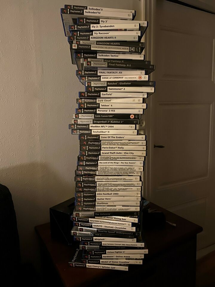 Playstation 2, SCPH-30004R, PAL