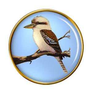 Kookaburra-Revers-Broche-Badge