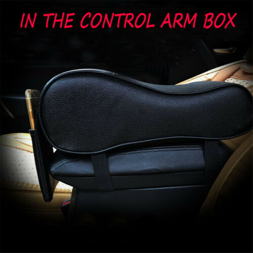 Universal Car Seat Center Console Armrest Cushion Pillow Arm Support Pad AE