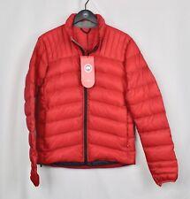 411abb8f9616 Canada Goose Mens Brookvale Jacket 5500M Red Puffer Size Medium M Down  jacket