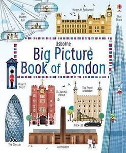 Big-Picture-Book-of-London-by-Strang-Mrs-Herbert-Editor-ExLibrary