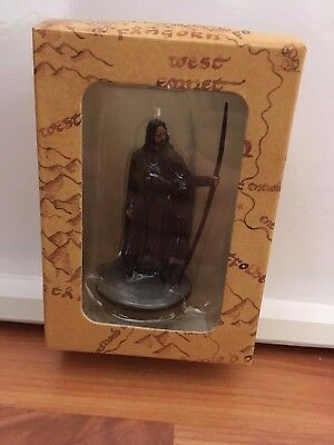 Diplomatisch Lord Of The Rings Collection Issue 79 Damrod Eaglemoss Figure Film, Tv & Videospiele Magazine SchöNe Lustre Action- & Spielfiguren