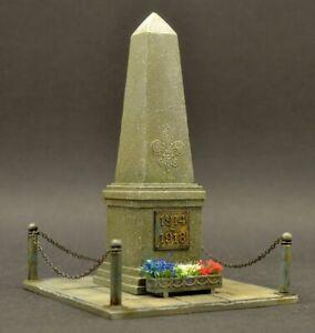DioDump-DD165-French-WW1-memorial-1-35-scale-resin-diorama-accossory
