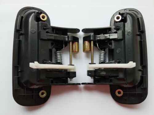 Fit Toyota Corolla Chevy Prizm Outside Rear Left Right Side Door Handle 98-02