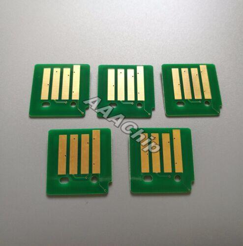 5 TAMBURO Chip per Xero DocuCentre-C4430//IV ApeosPort-C4430 CT350895 ~ IV CT350898