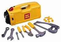 Redbox Tool Tech Light-up Carry Case Tool Box With Accessories