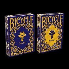 Bicycle Surena Deck (Set of 2 Decks) Poker Spielkarten Limited