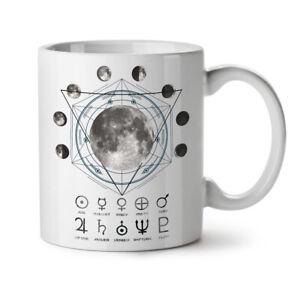 Moon Astronomy NEW White Tea Coffee Mug 11 oz | Wellcoda