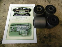 LAND ROVER DISCOVERY 1 FRONT RADIUS ARM BUSHES SET OF 4 NTC6860