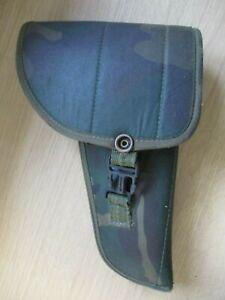 Genuine Army Issued Webbing Pistol Gun Holster Handgun Pouch Holder  {B}