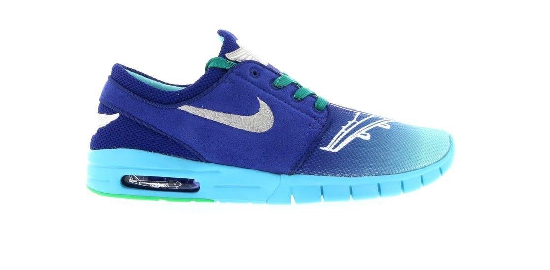 Special limited time Nike Stefan Janoski Max L DB Doernbecher Deep Royal Blue 898640-404 Comfortable