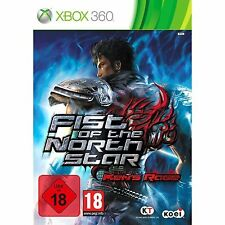 XBOX 360 gioco Fist of the North Star: Ken 'S RAGE NUOVO