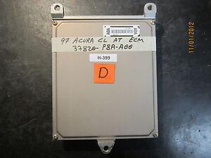 1997 97 ACURA CL 3.0-L A/T ENGINE CONTROL MODULE ECM/ECU ...