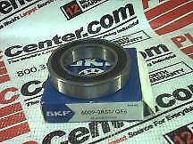 SKF 6009-2RS1 QE6   60092RS1QE6 (NEW IN BOX)