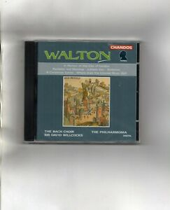 Walton-In-Honour-of-the-City-of-London-etc-Philharmonia-New-amp-Sealed-CD