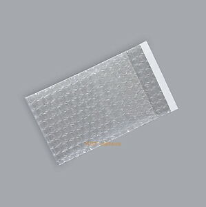 """100 Bubble Envelopes Bags 3.5"""" x 6.7"""" for iPhone 6 Plus Cover Cases Packaging"""
