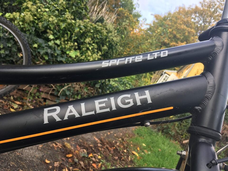 Damecykel, Raleigh, Sprint LTD