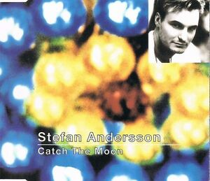 Stefan-Andersson-Maxi-CD-Catch-The-Moon-Europe-M-EX