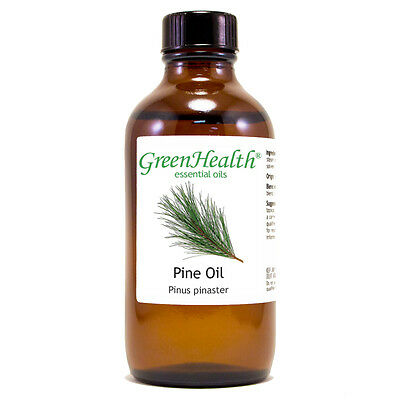 4 fl oz Pine Essential Oil (100% Pure & Natural) - GreenHealth