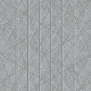 Details About Laser Glitter Metallic Textured Wallpaper Debona 2478 Grey Silver