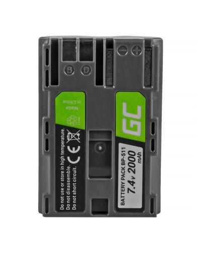 Batería de Repuesto para Canon PowerShot Pro 90 es cámara 1600mAh