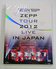 Teen Top - Teentop ZEPP Tour 2012: Live In Japan (2DVD+54p Photobook)