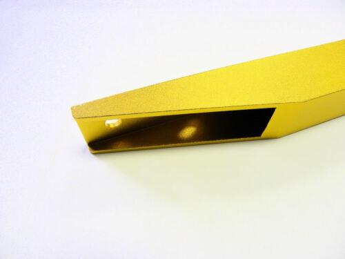 06-11 Honda Civic FG FD FA Rear Lower Sub Frame Suspension Tie Bar Brace Gold