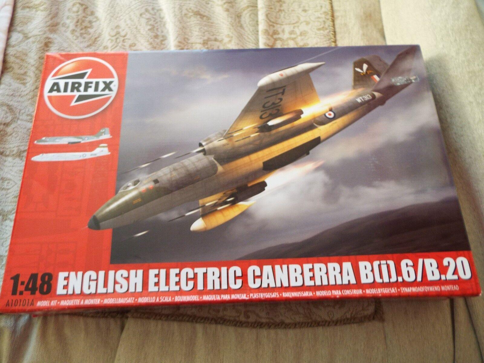 New 1 48 Airfix English Electric Can berry Bi.6 B.20