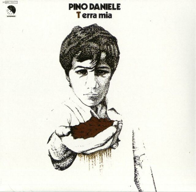 DANIELE PINO TERRA MIA VINILE LP 180 GRAMMI NUOVO SIGILLATO