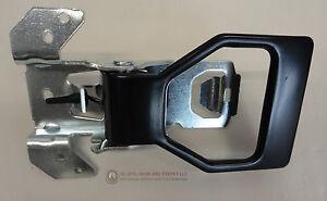 82-92 FIREBIRD TA CAMARO Z28 LH OUTSIDE DOOR HANDLE BLACK DRIVER SIDE LEFT HAND
