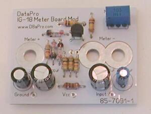 Heathkit-IG-18-THD-Improvement-kit-with-meter-buffer-board