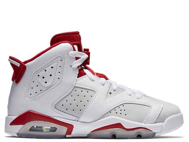 lowest price 593f5 2ca03 Nike Air Jordan 6 Retro VI Alternate 1991 Hare Men Aj6 2017 Shoes DS  384664-113 10.5