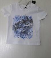Ikks T-shirt En Coton Pour Garcon 6 Mois / 68cm Manches Courtes