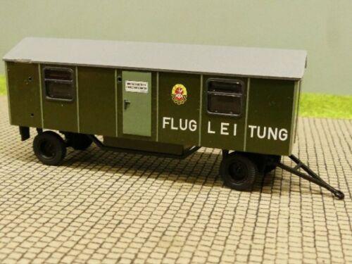 1//87 SES Bauwagen Typ A8 Flugleitung 14 1017 16