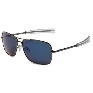 New-Coyote-Eyewear-Pilot-Aviator-Sunglasses-Polarized-Blue