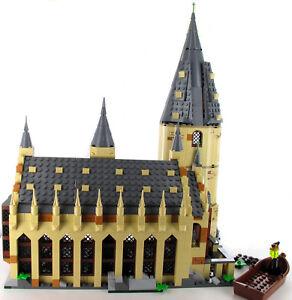 LEGO-Harry-Potter-75954-Die-grosse-Halle-von-Hogwarts-ohne-Minifiguren-NEU