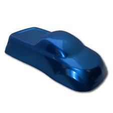 Powder Coating Paint Dormant Sporty Blue Candy Chrome 1lb 45kg