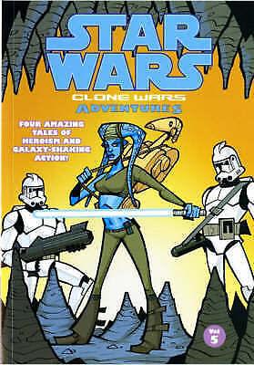 1 of 1 - Star Wars - Clone Wars Adventures: Volume 5: v. 5 (Star Wars Clone Wars 5), Lacy