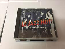 Grappelly/Reinhardt : Le Jazz Hot CD (1995) - MINT