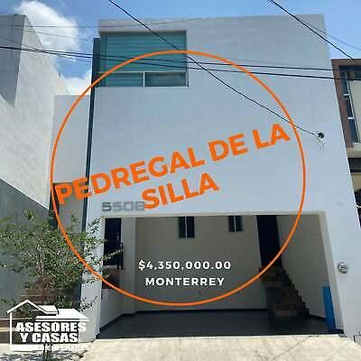 CASA EN VENTA PEDREGAL DE LA SILLA EN MONTERREY