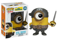 Funko Pop Movies Minions: Eye, Matie Vinyl Action Figure Collectible Toy, 3.75 on Sale