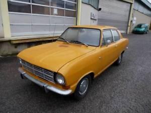 1970-Opel-Kadett-B-Automatik-Schiebedach